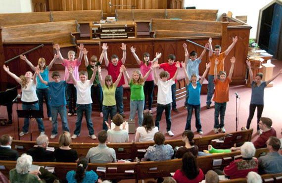 Youth Choir Musical